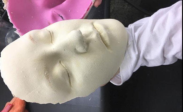 Life Casting & Prosthetic Makeup Workshop
