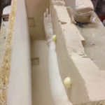 Lay Up Mould - Types of moulds explained - Claire Tennant Workshop