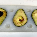 Custom Food grade moulds | Avocado food moulds | Claire Tennant Workshop