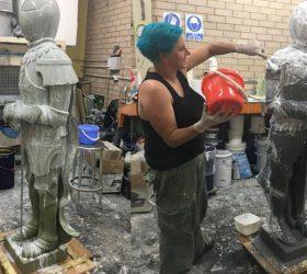 Moulding & Casting Sydney | Claire Tennant Workshop