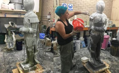 Moulding & Casting Sydney | Claire Tennant Workshop