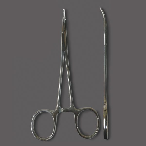 Locking Hemostat - Mould making and sculpting tools