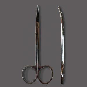 Curved Scissors - Mould making and sculpting tools