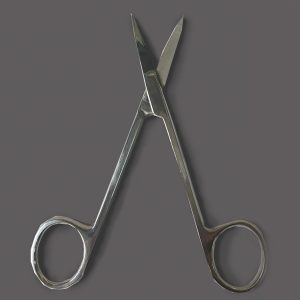 Straight Scissors - Mould making and sculpting tools
