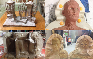 Types of Moulds - Claire Tennant Workshop